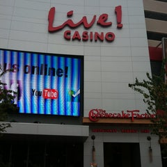 Photo taken at Maryland Live! Casino by Laura S. on 6/12/2012