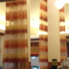Photo taken at Hilton Garden Inn by Chris K. on 7/19/2012