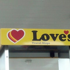 Photo taken at Love's Travel Stop by Heidi S. on 7/11/2012