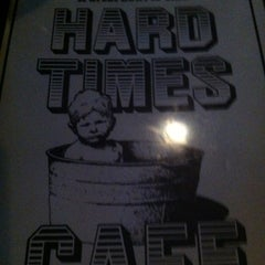 Photo taken at Hard Times Cafe by Melvin C. on 4/26/2012
