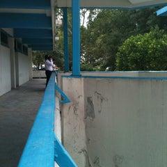 Photo taken at Escuela Heroes De La Libertad by Pietro on 5/23/2012