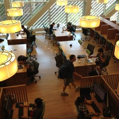 Photo taken at Science & Engineering Library by John on 7/12/2012