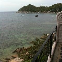 Photo taken at Jamahkiri Spa & Resort by Mattijs T. on 7/29/2012