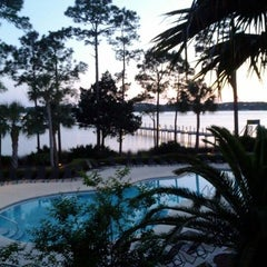 Photo taken at Bay Point Golf Resort & Spa by Troy W. on 4/13/2012