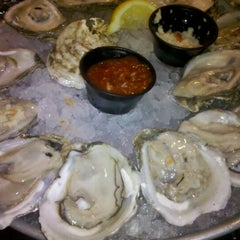 Photo taken at 316 Oyster Bar & Grill by Robert N. on 6/4/2012
