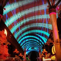 Photo taken at Downtown Las Vegas by Sir Chandler on 4/27/2012
