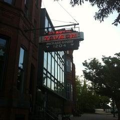 Photo taken at Mount Royal Tavern by Steven M. on 6/23/2012
