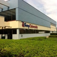 Photo taken at Disney University by Alejandro R. on 5/11/2012