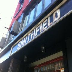 Photo taken at Smithfield NYC by Sean F. on 4/14/2012