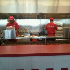 Photo taken at Five Guys by Bryan A. on 3/1/2012