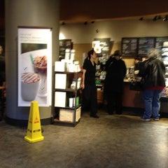 Photo taken at Starbucks by Mike M. on 3/16/2012