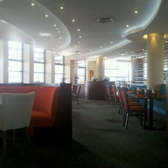 Photo taken at City Lodge Hotel Fourways by Christian B. on 5/21/2012