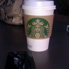 Photo taken at Starbucks by Denise A. on 2/18/2012