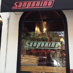 Photo taken at Sanpanino by Jaclyn B. on 6/20/2012