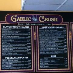Photo taken at Garlic Crush by Dustyn F. on 8/22/2012