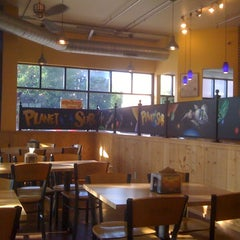 Photo taken at Planet Sub by J M. on 6/1/2012
