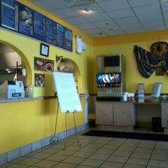 Photo taken at Amigos Tacos by Diana P. on 9/4/2012