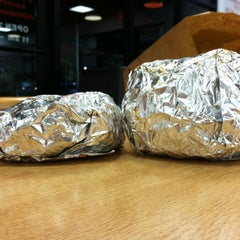 Photo taken at Five Guys by Christopher G. on 3/26/2012
