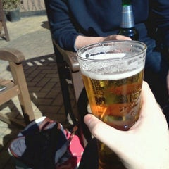 Photo taken at The Three John Scotts (Wetherspoon) by David S. on 3/26/2012
