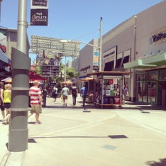 Photo taken at The Outlets at Orange by Joe T. on 6/24/2012