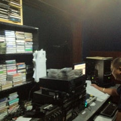 Photo taken at Delta Broadcasting System DWXI 1314 AM by レーネ —. on 4/23/2012