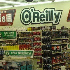 Photo taken at O'Reilly Auto Parts by Todd F. on 2/15/2012