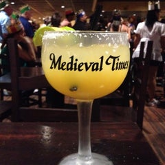Photo taken at Medieval Times Dinner & Tournament by Cara on 8/12/2012