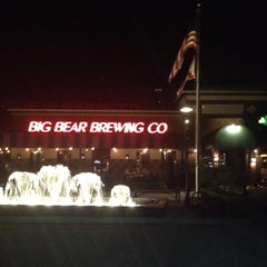 Photo taken at Big Bear Brewing Co. by Gregg Rory H. on 2/21/2012