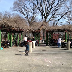 Photo taken at Rudin Family Playground by Terry H. on 3/8/2012