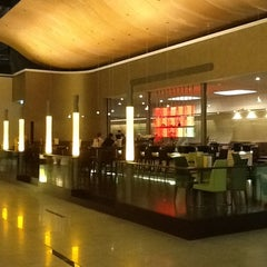 Photo taken at The 5th Lounge & Bar Hilton by Bardo N. N. on 2/29/2012