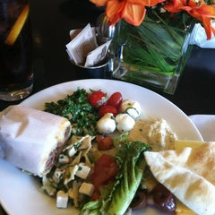 Photo taken at Olives Restaurant by Nicolle M. on 6/13/2012