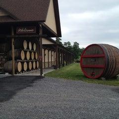 Photo taken at Keuka Spring Vineyards by Greg S. on 6/18/2012
