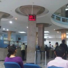 Photo taken at Superintendencia de companias by Juan G. on 3/6/2012