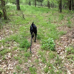 Photo taken at Loch Raven Trail by Elliott P. on 5/5/2012