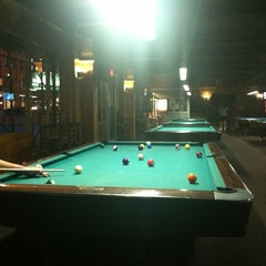 Photo taken at SoHo Billiards by Christian E. on 7/15/2012