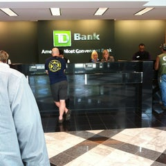 Photo taken at TD Bank by Jerry Z. on 6/19/2012