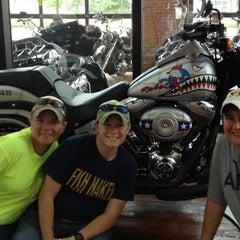 Photo taken at Southern Thunder Harley-Davidson by Tonya👣 K. on 5/7/2012