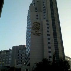 Photo taken at San Cristobal Tower by Rosario P. on 4/5/2012