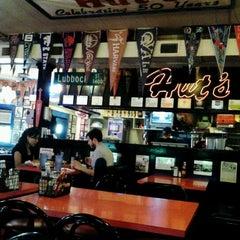 Photo taken at Hut's Hamburgers by Robert H. on 6/13/2012
