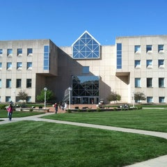 Photo taken at IUPUI:  University Library (UL) by Nathaniel C. on 4/12/2012