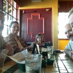 Photo taken at Miguel's Cocina by Laura P. on 3/22/2012