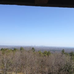 Photo taken at Blue Hill Observatory by Mark on 4/15/2012
