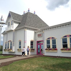 Photo taken at Albanese Confectionery by Julie P. on 8/10/2012