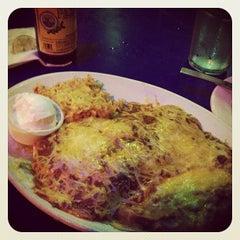 Photo taken at Cantina Dos Amigos by Josh M. on 4/29/2012