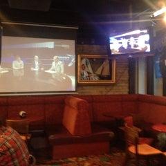 Photo taken at Sport Pub Chelsea by Jyri V. on 5/19/2012