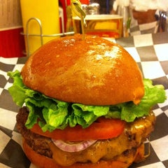 Photo taken at I Love Burgers by Danimal A. on 5/10/2012