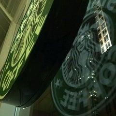 Photo taken at Starbucks by Sean W. on 2/19/2012