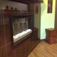 Photo taken at Bamboo Frozen Yogurt Café by Rachel M. on 8/7/2012