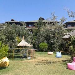 Photo taken at Kanara Hotel by Öykü E. on 7/15/2012
