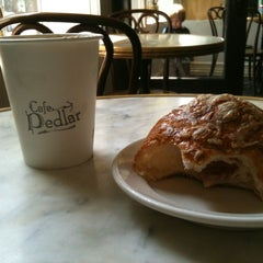Photo taken at Cafe Pedlar by Benjamin G. on 4/21/2012